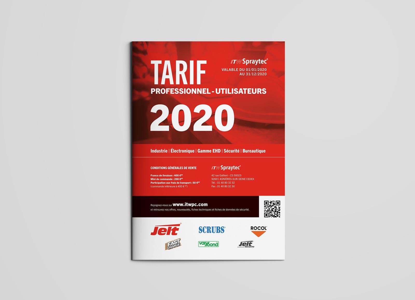 tarifs 2020 couv