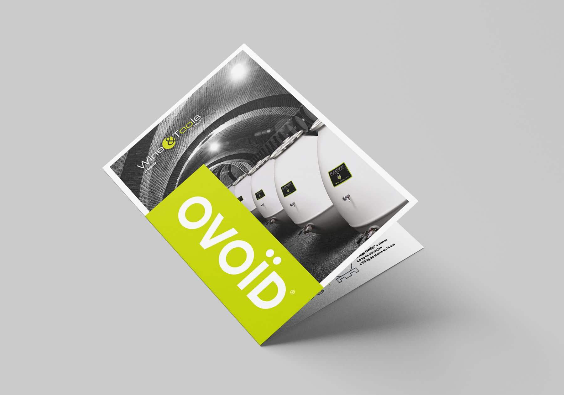 Ovoid A5 1