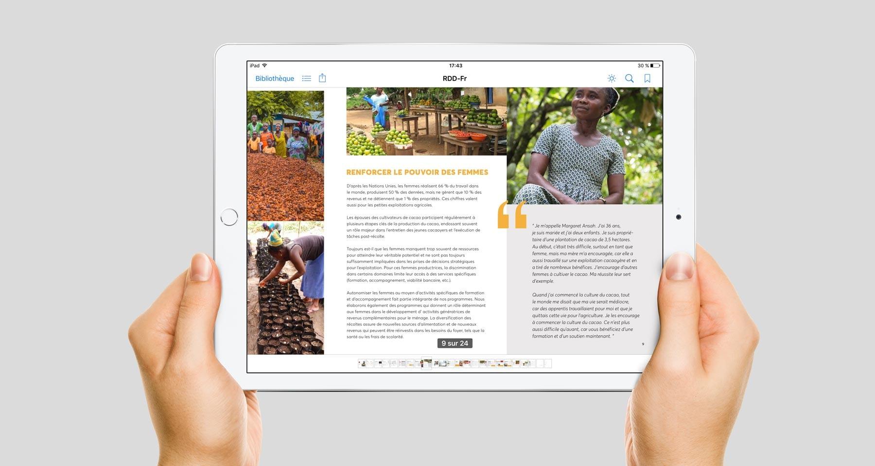 RDD iPad V2