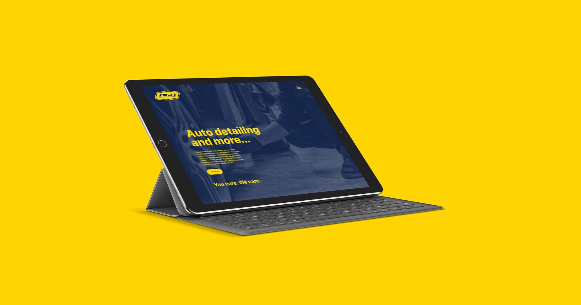 NGC iPad Pro