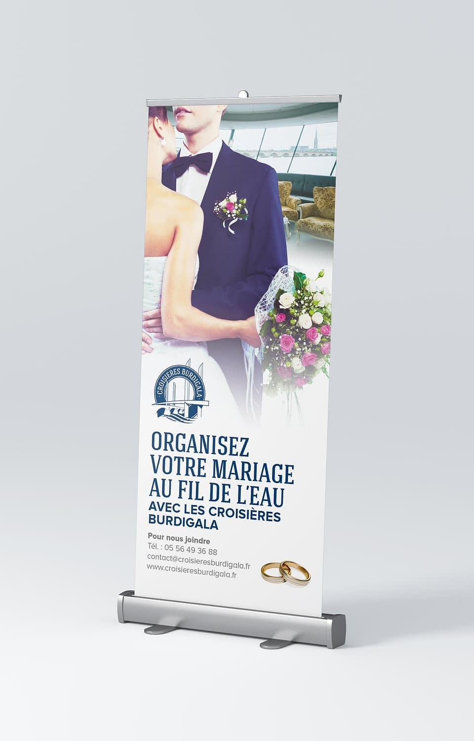 rollup mariage